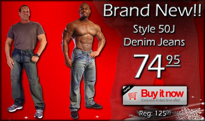 Brand New CrazeeWear Jeans | $74.95